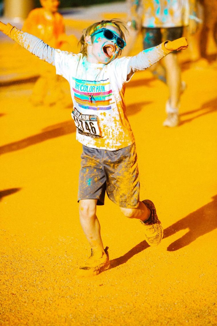 color run2